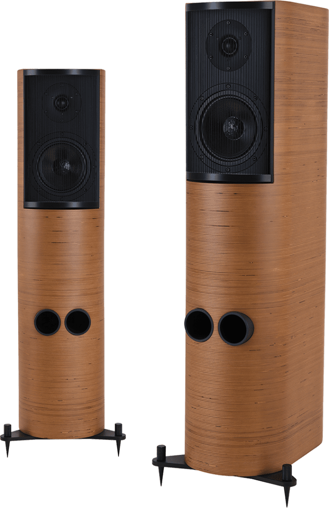 Aldebaran Speakers Prestige Series by Gallus Audio Technology
