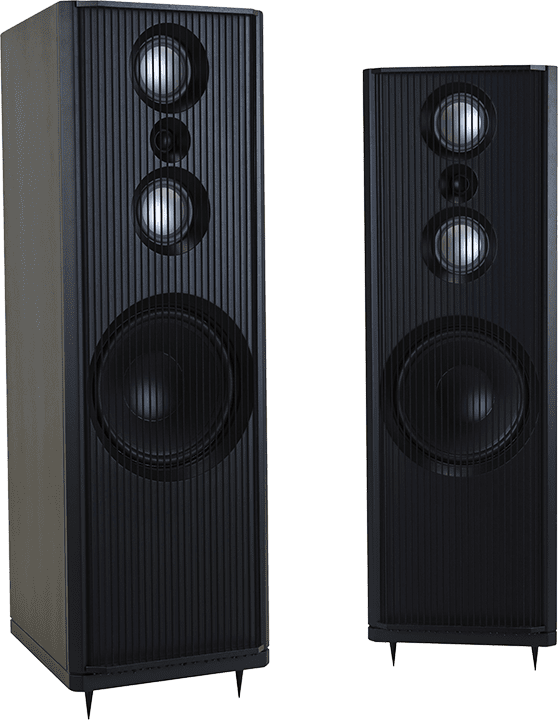 Portato Speakers Classic Series by Gallus Audio Technology